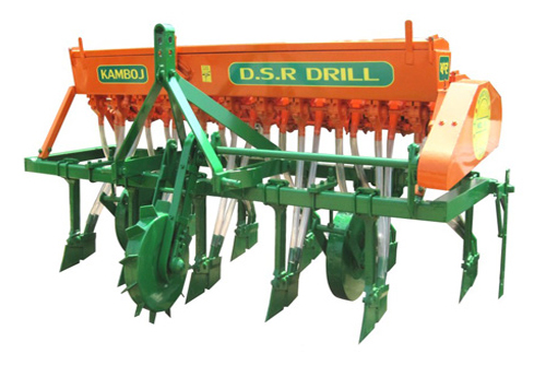 D.S.R ( Direct Sowing of Rice )