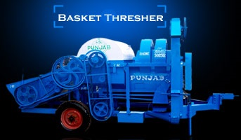Basket Thresher