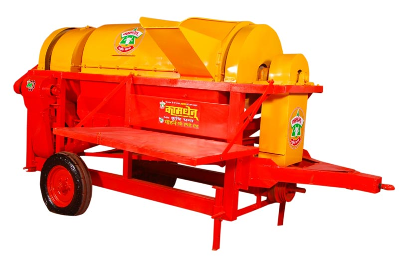 Dhan Paddy Thresher