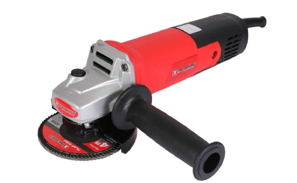 Xtra Power Professional Angle Grinder XPT 405 (Medium, Red)