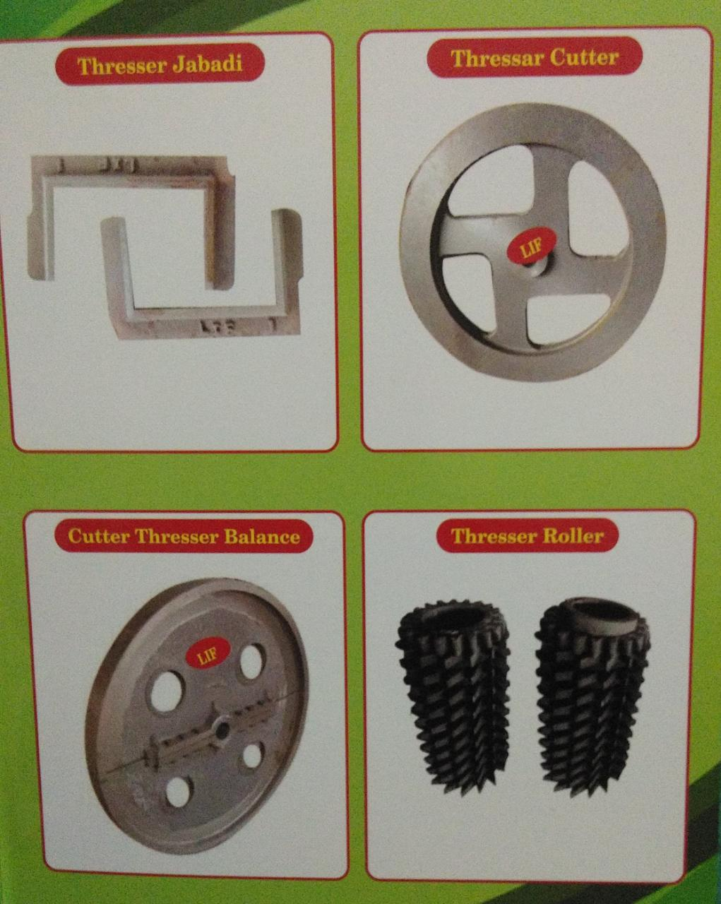 Thresher Parts
