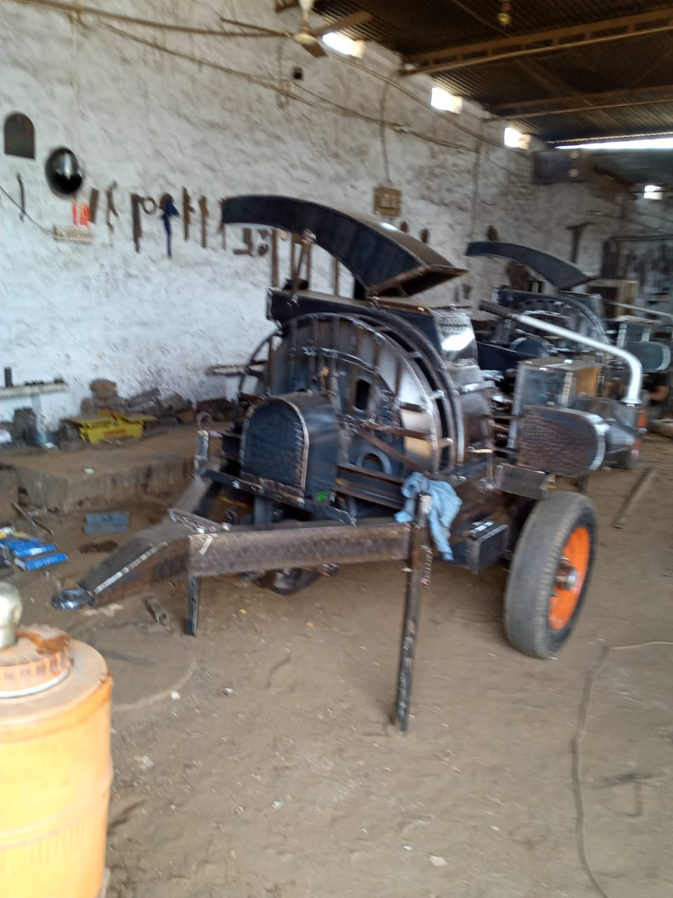 Chaff Cutter (Kutti Machine)