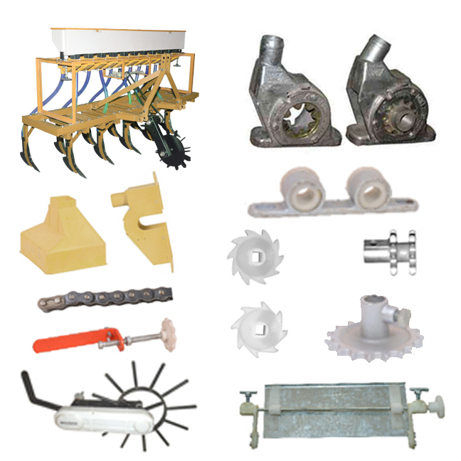 Seed Drill Parts