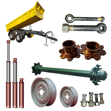 Trolley/Trailer Parts